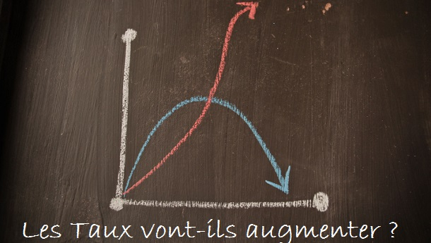 Taux immobiliers risquent d'augmenter