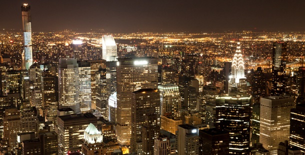 New York et immobilier de Luxe