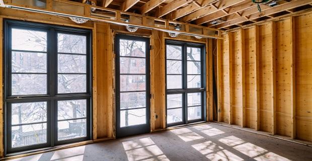 La construction de logements neufs toujours d prim e for Construction de logements neufs