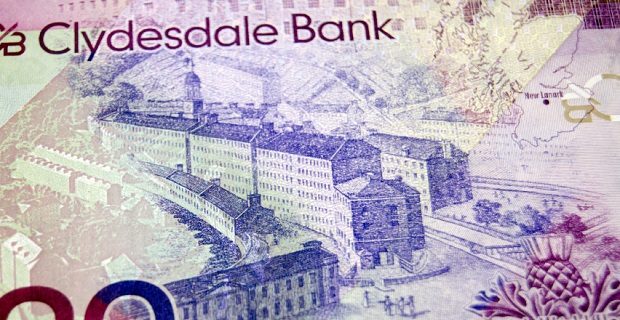 Billet Clydesdale Bank