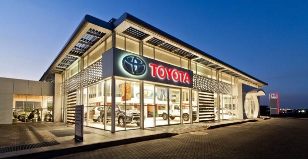 Concession Toyota