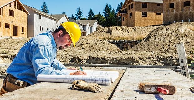 La progression des constructions de logements neufs for Construction de logements neufs