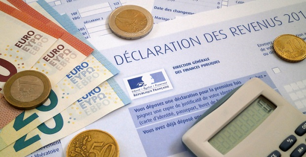 Documents et finances des impots