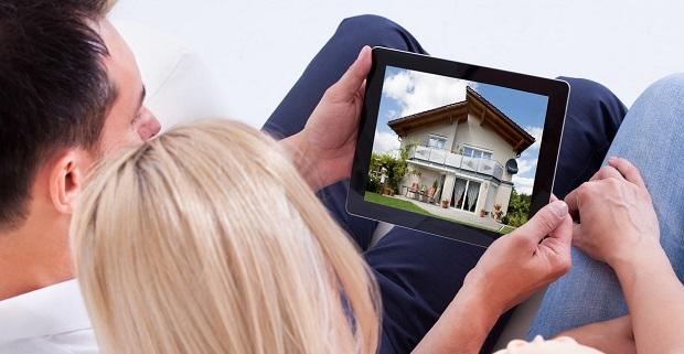 l'immobilier et internet