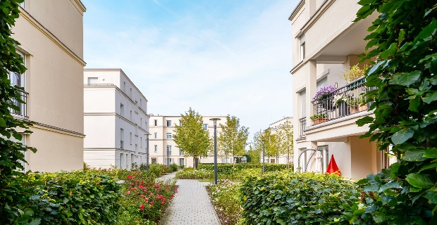 Stagnation prix immobilier neuf