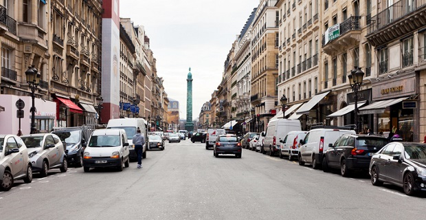 Place parking rentable paris
