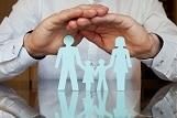 cobertura de seguro de indivíduos'individus par l'assurance