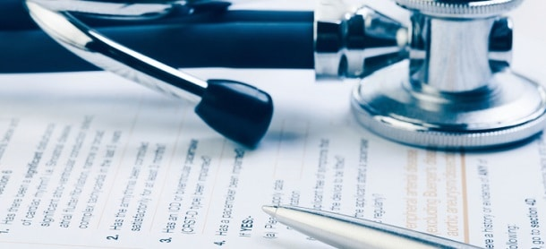 Formalité d'assurance médicale emprunteur