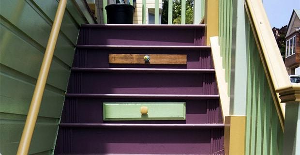 5379 am nagement des petites surfaces l 39 escalier. Black Bedroom Furniture Sets. Home Design Ideas