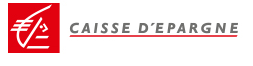 logo carcasse CAISSE DEPARGNE